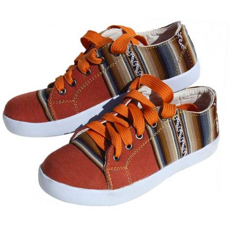 Chaussures typiques des Andes