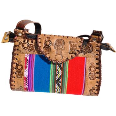 Sac à main couleurs des Andes