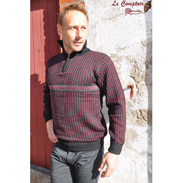 Pull camionneur homme
