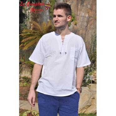 Tunique chemise manche...