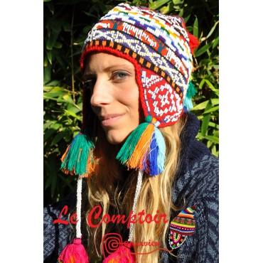 Bonnet péruvien-Chullo